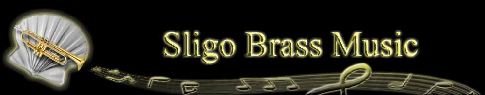 Sligo Brass Music Banner Logo